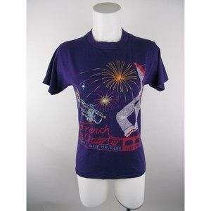 The Jays M French Quarter New Orleans T-Shirt Top